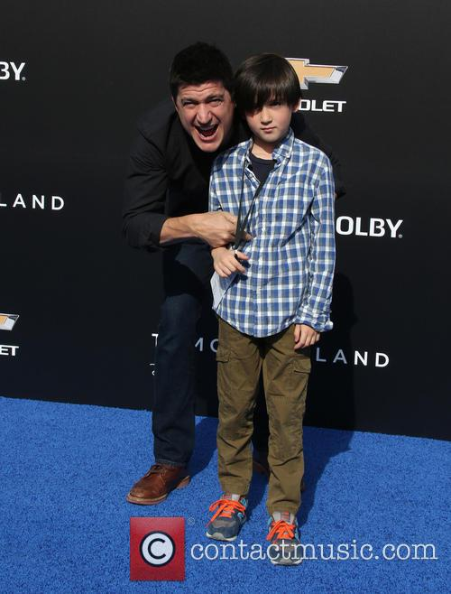 Ken Marino and Ruby Marino 4