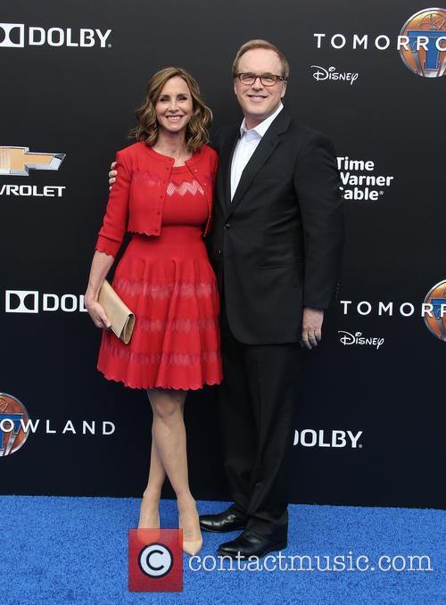 Elizabeth Canney and Brad Bird 1