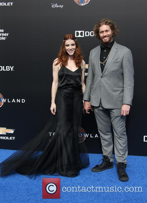 T. J. Miller and Kate Gorney 7