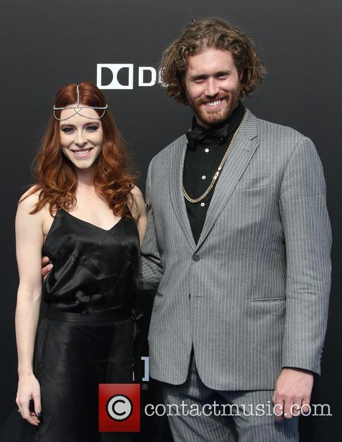 T. J. Miller and Kate Gorney 1