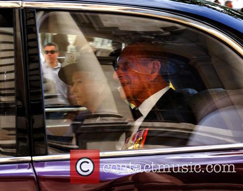 Queen Elizabeth Ii and Duke Of Edinburgh 1