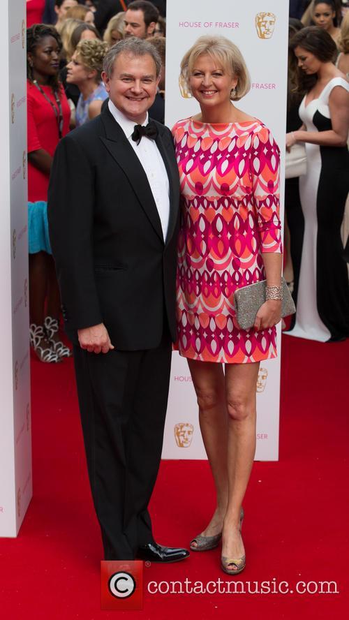 Hugh Bonneville and Lulu Williams 8