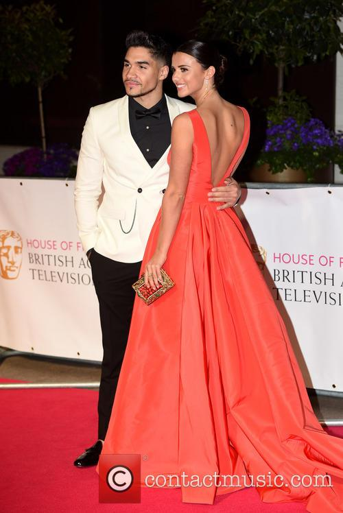 Lucy Mecklenburgh and Louis Smith 2
