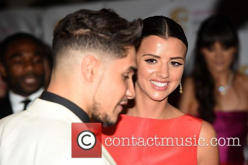 Lucy Mecklenburgh and Louis Smith 4