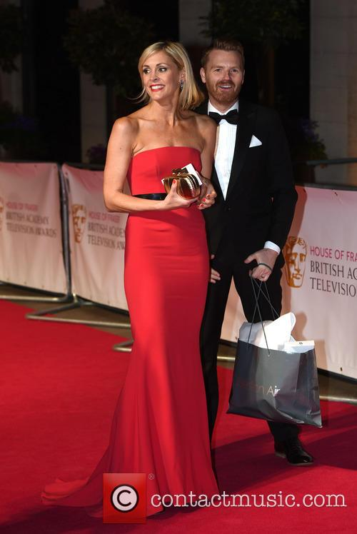 Jenni Falconer and James Midgley 1