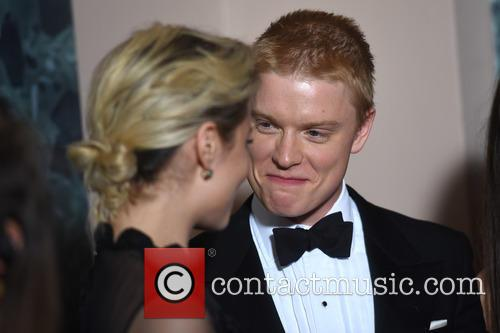 Dianna Agron and Freddie Fox 2