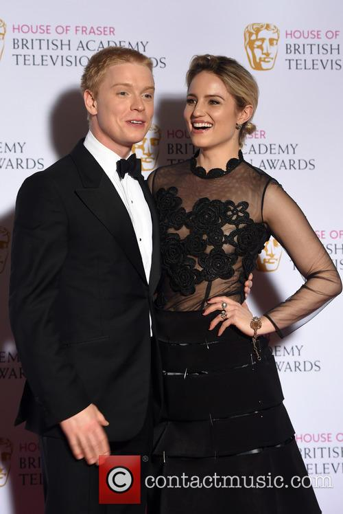 Dianna Agron and Freddie Fox 1