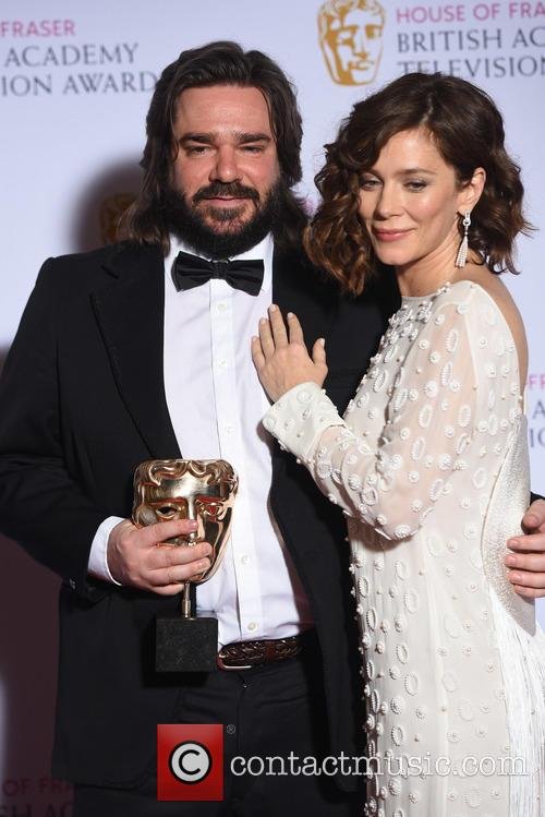 Anna Friel and Matt Berry 4
