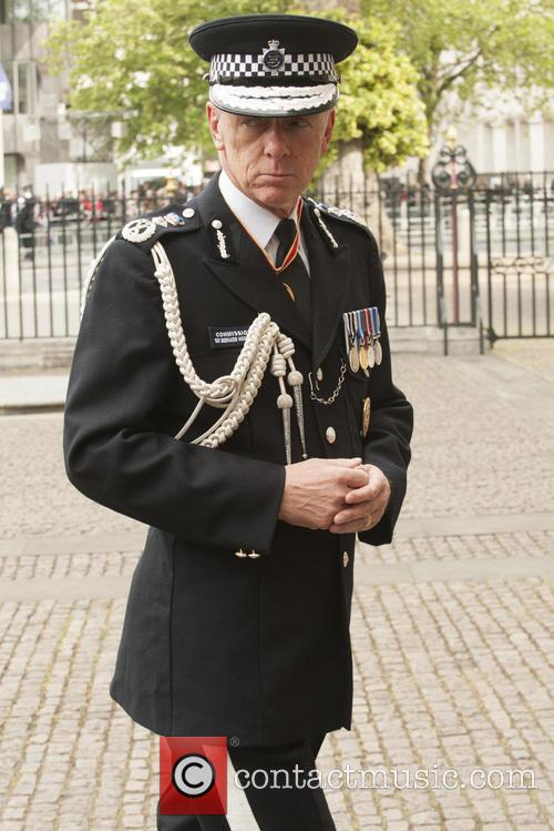 Police Commissioner Bernard Hogan-howe 1