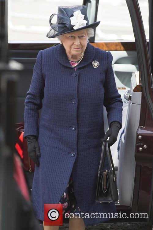 Hrh Queen Elizabeth Ii 2