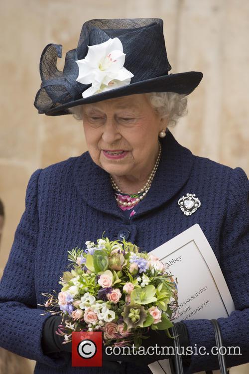 Hrh Queen Elizabeth Ii 1