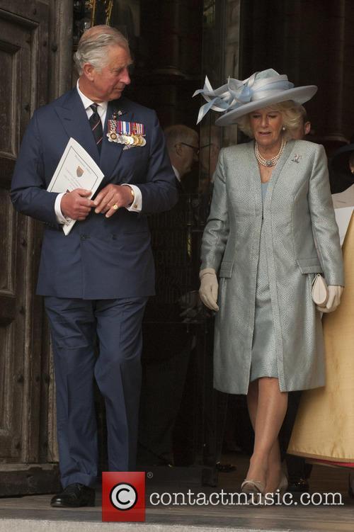 Prince Charles and Camilla Parker-bowles 2