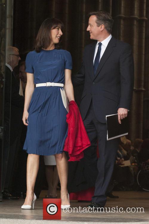 Samantha Cameron and David Cameron 2