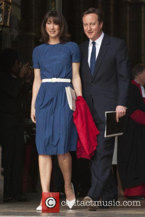 Samantha Cameron and David Cameron 3