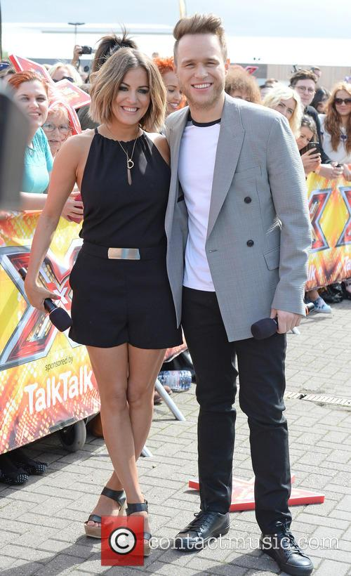 Olly Murs Says His 'X Factor' Mistake Has Been