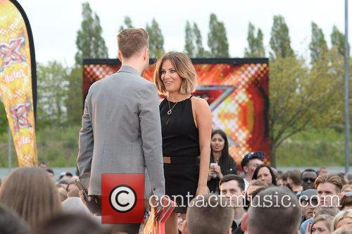 Caroline Flack and Olly Murs 6