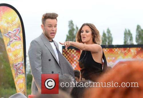 Caroline Flack and Olly Murs 7