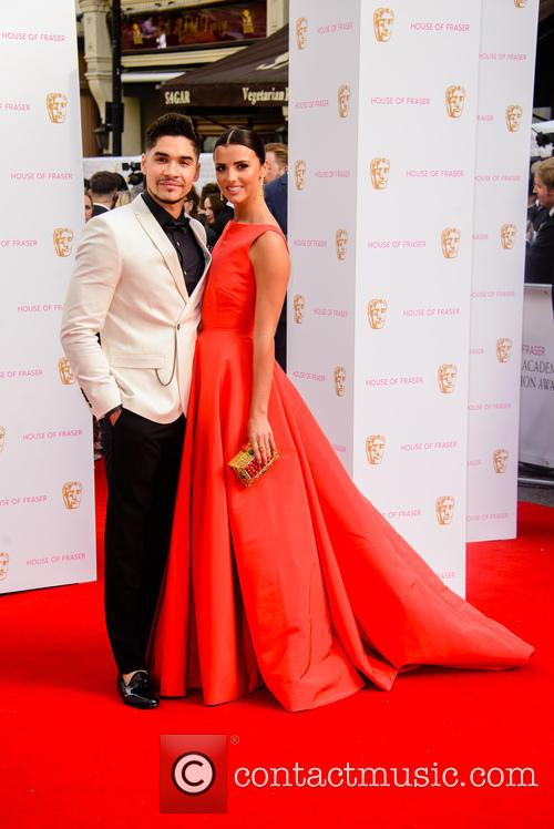 Louis Smith and Lucy Mecklenburgh 4