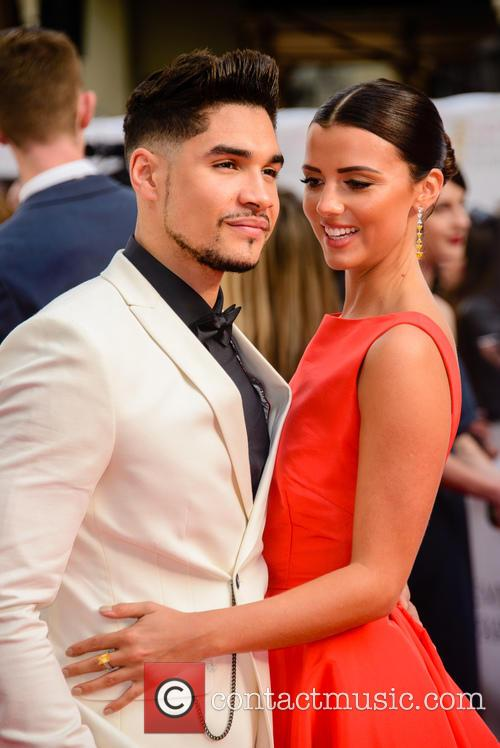Louis Smith and Lucy Mecklenburgh 1