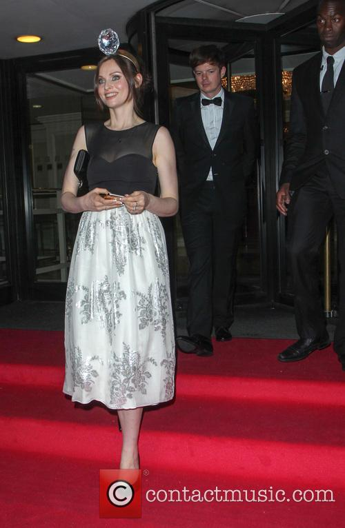 Sophie Ellis-bextor and Richard Jones 3