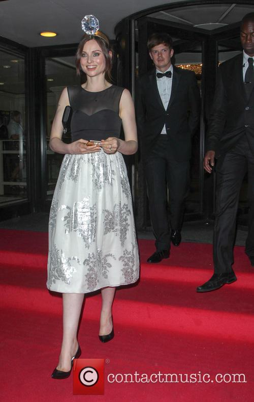 Sophie Ellis-bextor and Richard Jones 4
