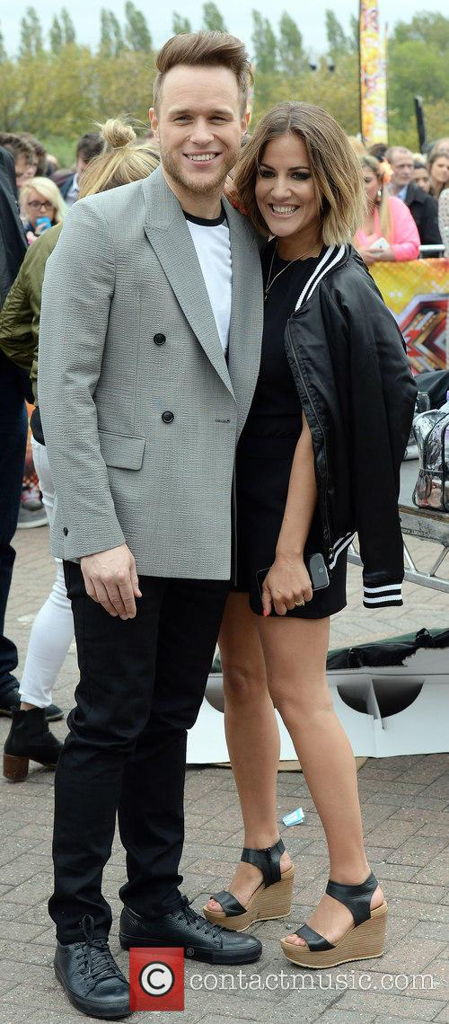 Olly Murs and Caroline Flack 3