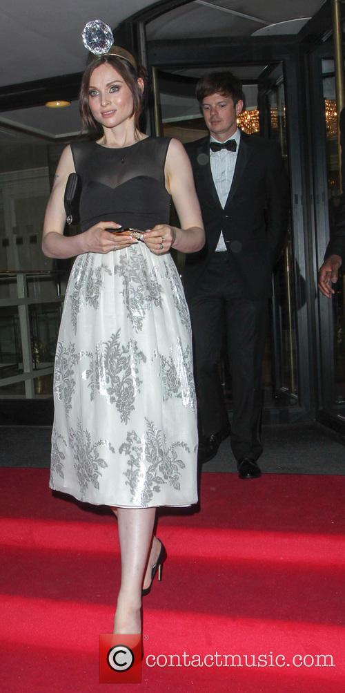 Sophie Ellis-bextor and Richard Jones 9