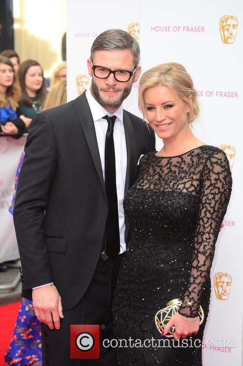 Denise Van Outen and Eddie Boxshall 2