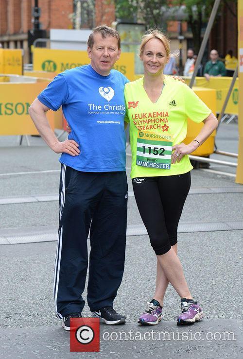 Bill Turnbull and Louise Minchin 2