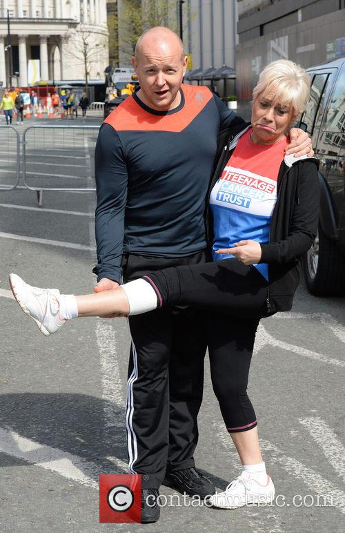 Lincoln Townley and Denise Welch 2