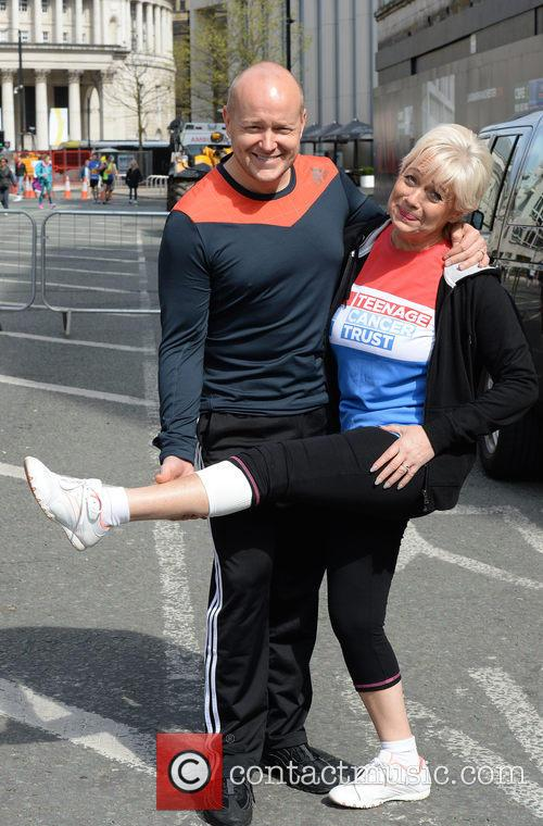 Lincoln Townley and Denise Welch 3