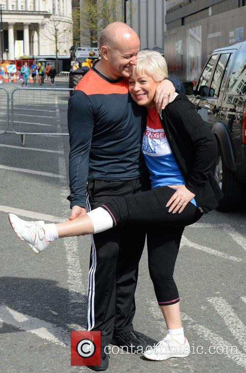 Lincoln Townley and Denise Welch 4