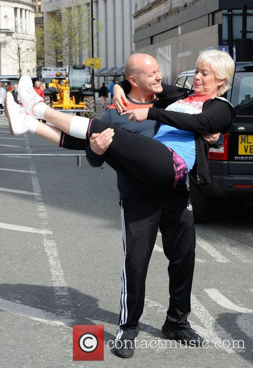 Lincoln Townley and Denise Welch 6