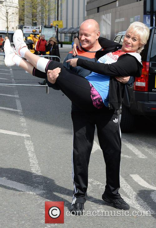 Lincoln Townley and Denise Welch 8