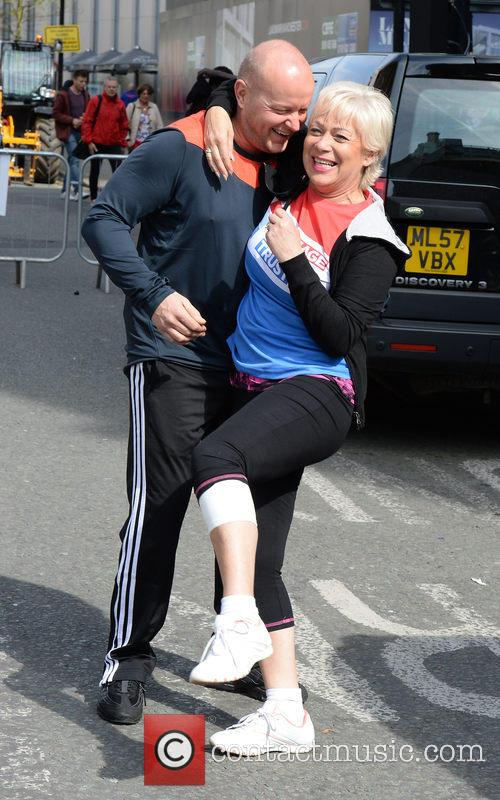 Lincoln Townley and Denise Welch 9