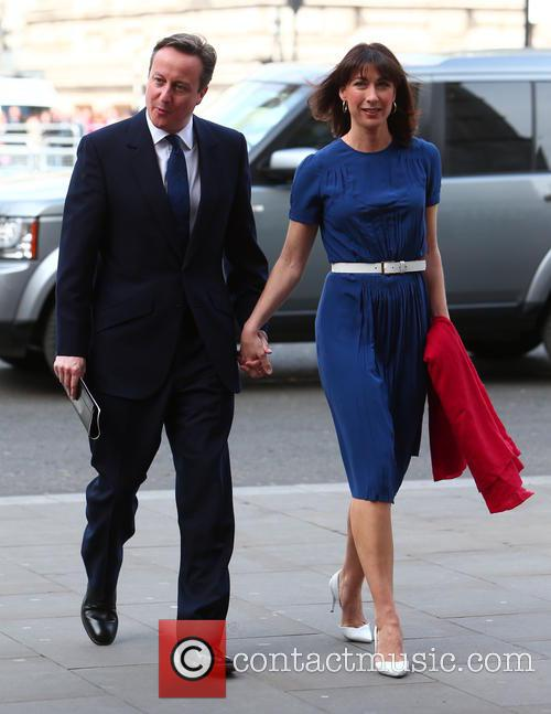 David Cameron and Samantha Cameron 2