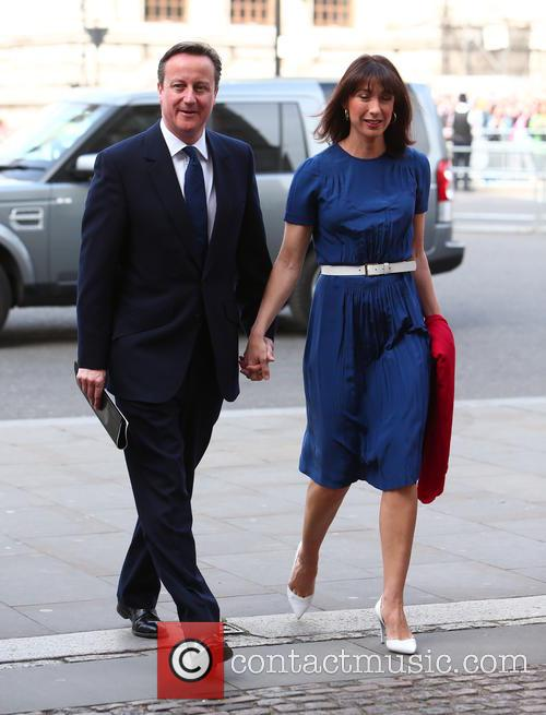 David Cameron and Samantha Cameron 4