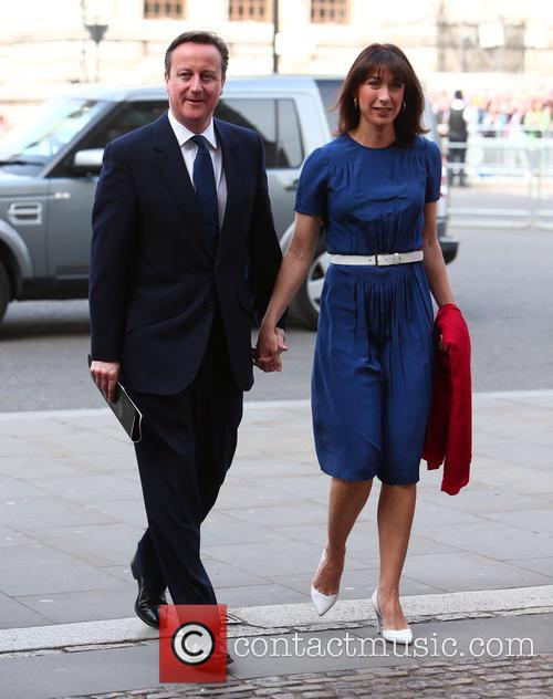 David Cameron and Samantha Cameron 5