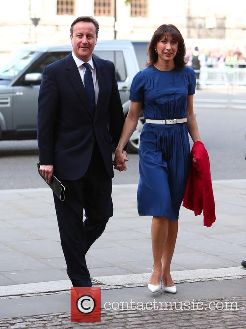 David Cameron and Samantha Cameron 6
