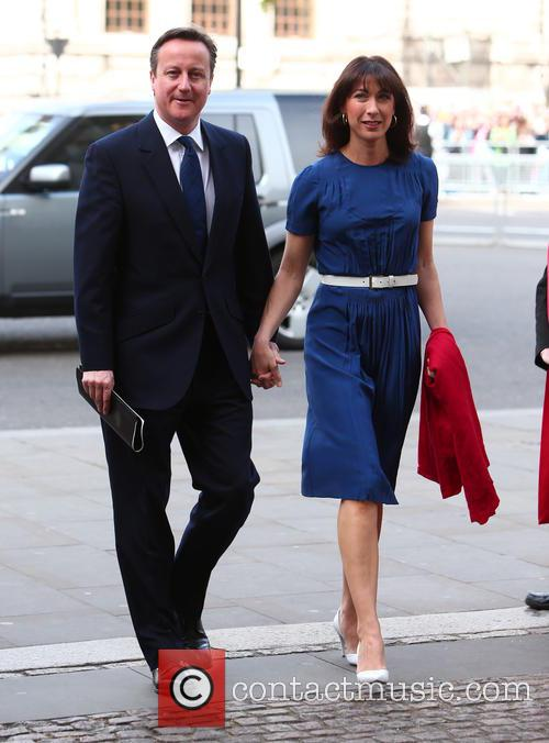 David Cameron and Samantha Cameron 7