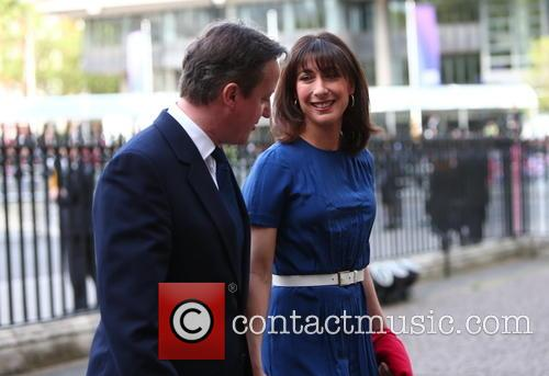David Cameron and Samantha Cameron 9