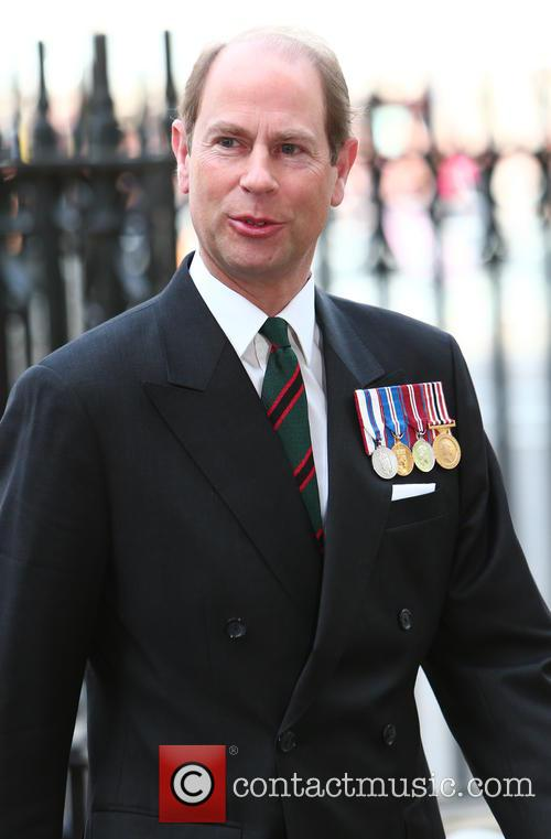 Prince Edward and Earl Of Wessex 5