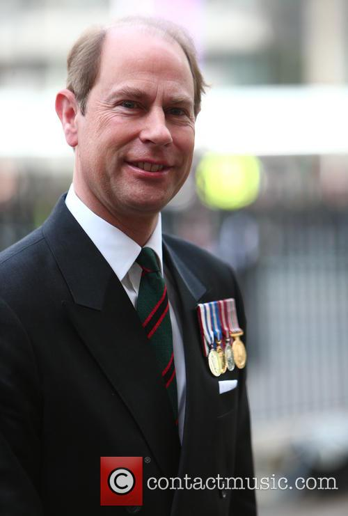 Prince Edward and Earl Of Wessex 6