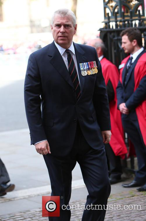Prince Andrew and Duke Of York 3