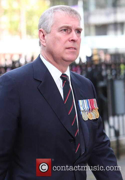 Prince Andrew and Duke Of York 1
