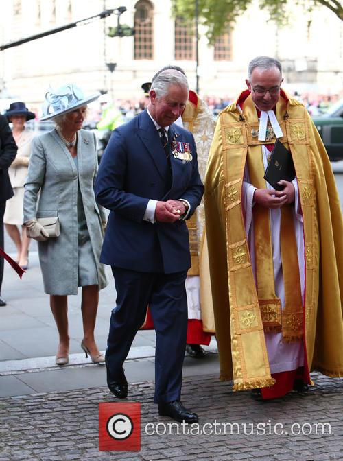 Camilla, Duchess Of Cornwall and Prince Charles 4
