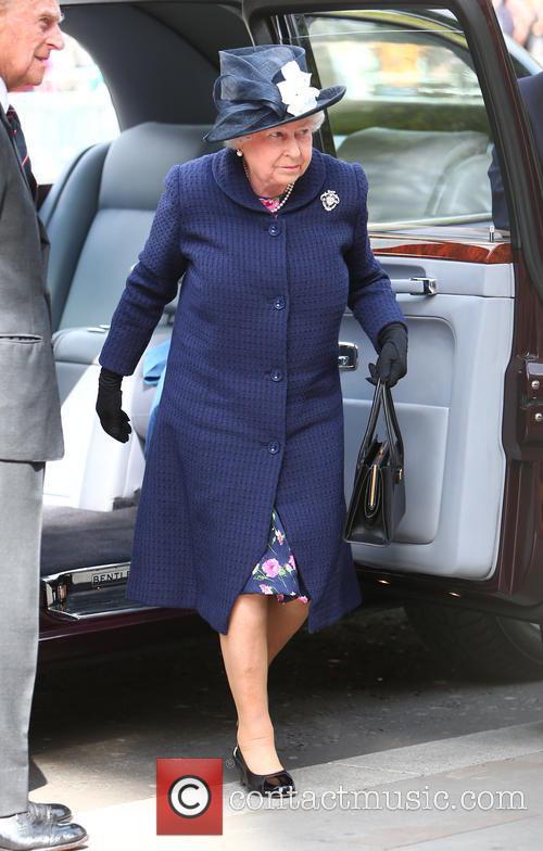 Prince Philip, Duke Of Edinburgh and Queen Elizabeth Ii 4