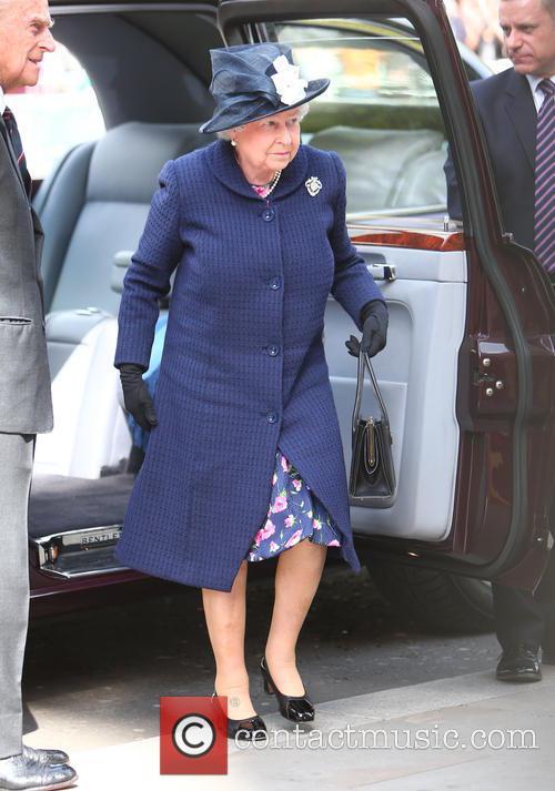 Prince Philip, Duke Of Edinburgh and Queen Elizabeth Ii 5