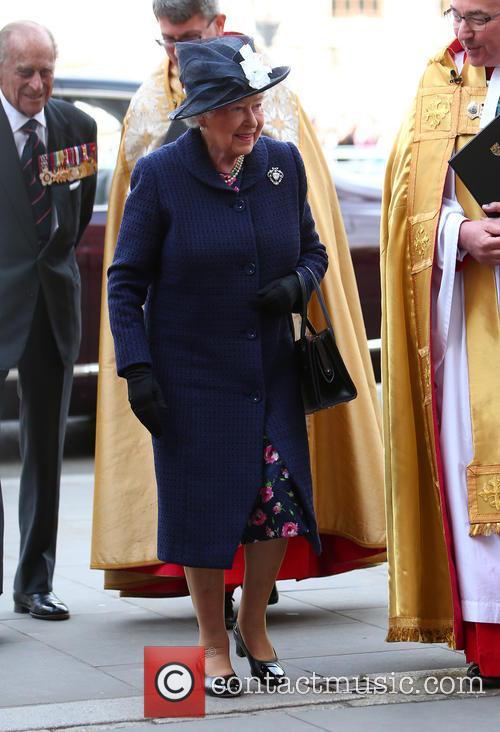 Prince Philip, Duke Of Edinburgh and Queen Elizabeth Ii 6