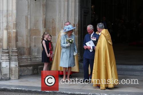 Camilla, Duchess Of Cornwall and Prince Charles 8